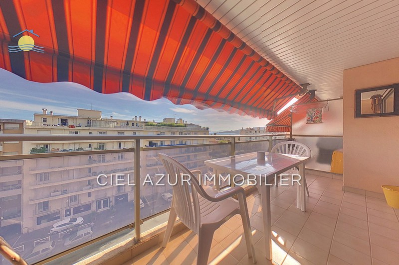 Apartment Juan-les-Pins Square du lys,  Rentals apartment  1 room   26 m²