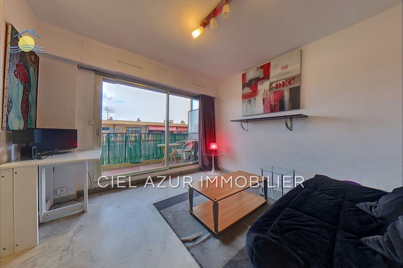 appartement  studio  Juan-les-Pins Square du lys  22 m² -