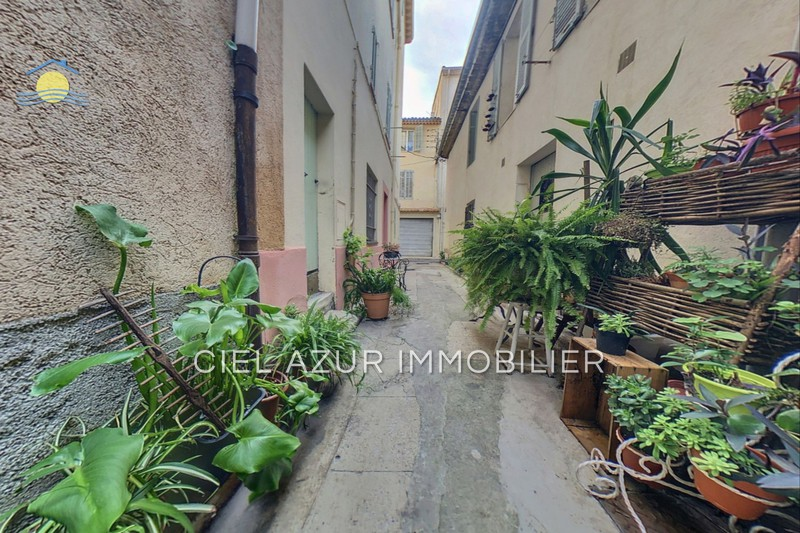 appartement  studio  Antibes Vieille ville  24 m² -