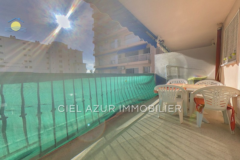 Photo n°7 - Location appartement Antibes 06600 - 550 €