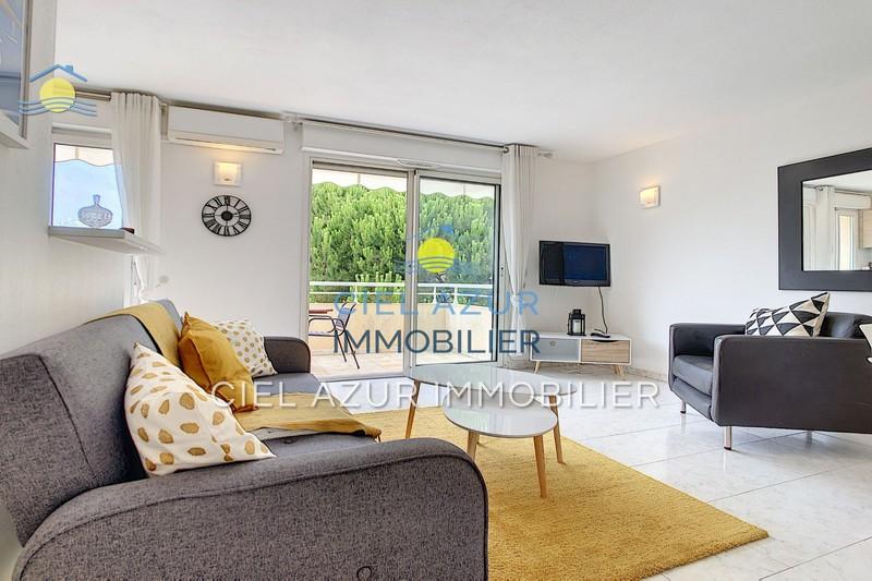 Photo Apartment Juan-les-Pins Jules grec,  Rentals apartment  2 rooms   47m²