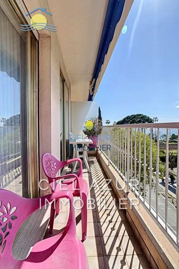 Appartement Juan-les-Pins Square du lys,  Location appartement  3 pièces   57m²