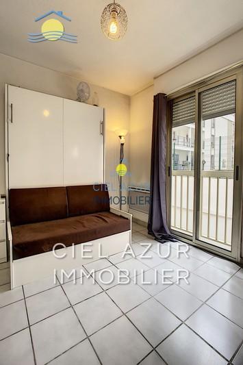 Apartment Juan-les-Pins Square du lys,  Rentals apartment  1 room   20m²