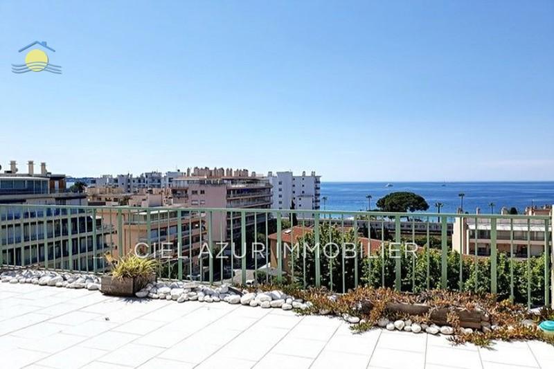 Photo Apartment Juan-les-Pins Square du lys,  Vacation rental apartment  3 rooms   60m²