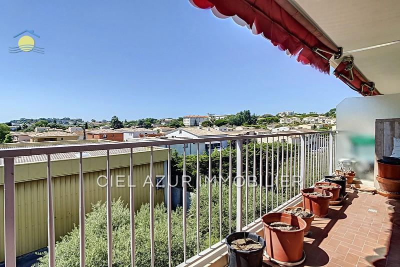 Appartement Antibes Jules grec,  Location appartement  4 pièces   80m²