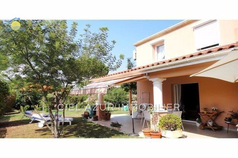 Villa Juan-les-Pins Bord de mer,   to buy villa  3 bedroom   116 m²