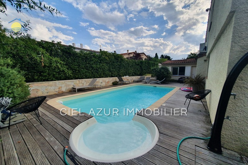 House Juan-les-Pins Tramontane,   to buy house  5 bedroom   241 m²