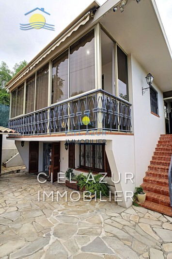 Photo House Juan-les-Pins Bord de mer,   to buy house  3 bedroom   132 m²