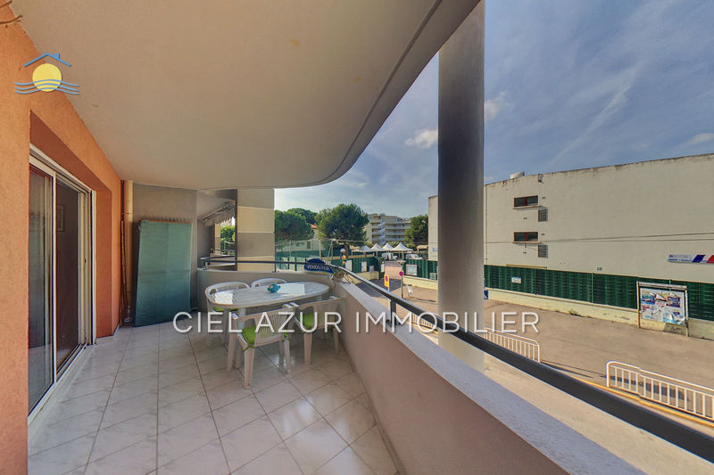 Photo n°1 - Vente appartement Juan-les-Pins 06160 - 205 000 €