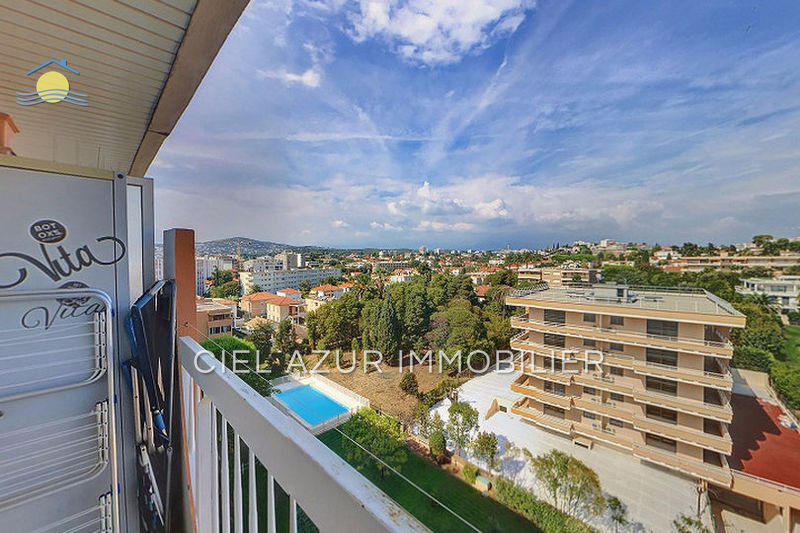 Photo Appartement Juan-les-Pins Bord de mer,   to buy appartement  1 room   26 m²