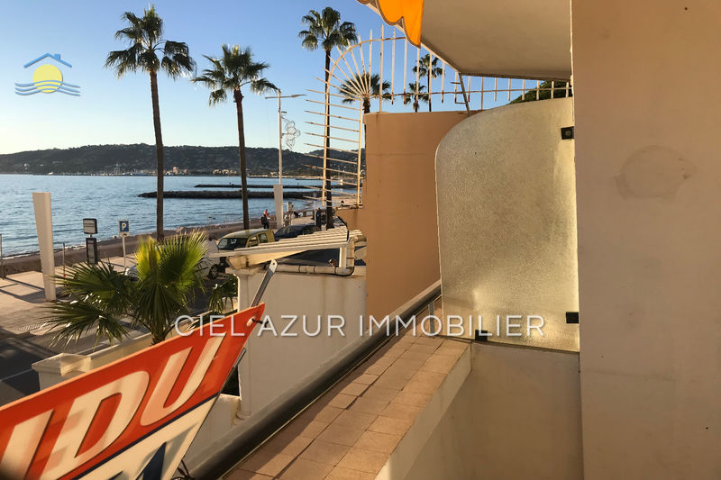 Apartment Juan-les-Pins Front de mer,   to buy apartment  1 room   24 m²