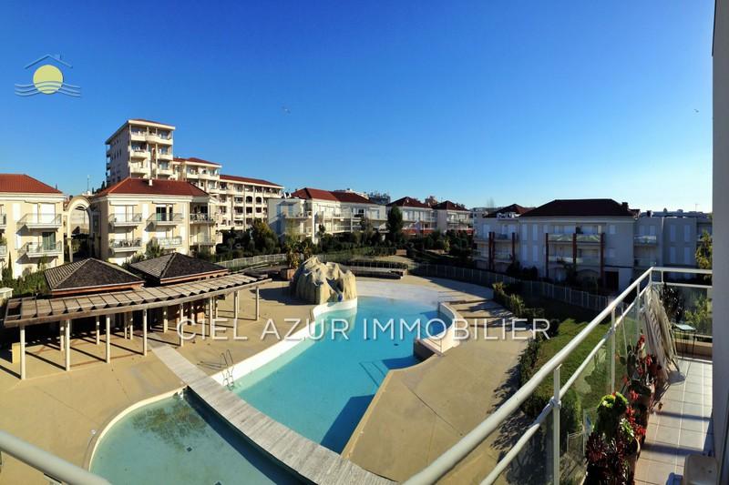 Photo Appartement Juan-les-Pins Bijou plage,   achat appartement  3 pièces   65m²