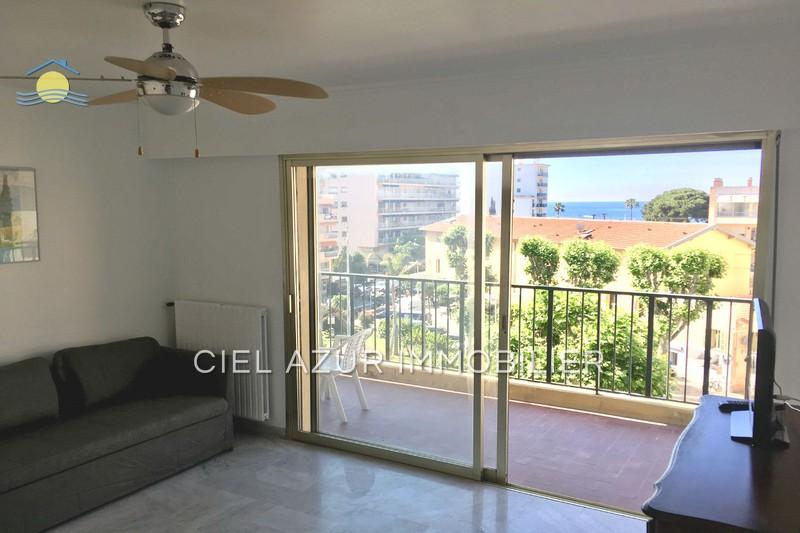 appartement  2 rooms  Juan-les-Pins Seaside  42m² -