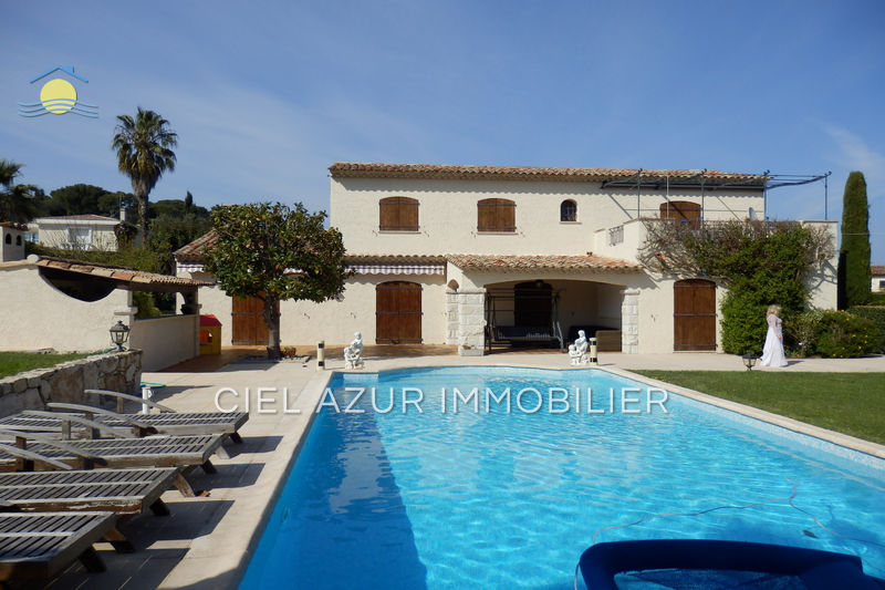 Villa provençale Juan-les-Pins Eucalyptus,   to buy villa provençale  4 bedroom   250m²