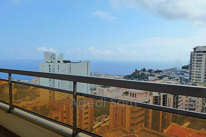 Photo Apartment Monaco Jardin exotique,  Hire apartment  1 room   42 m²