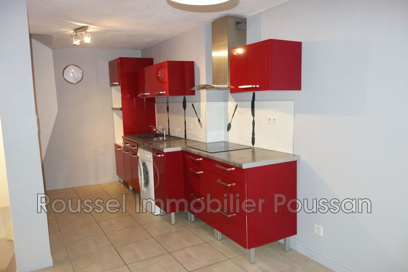 Photo n°1 - Location maison de village Poussan 34560 - 586 €
