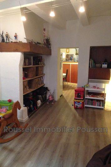 Photo n°3 - Location maison de village Poussan 34560 - 650 €