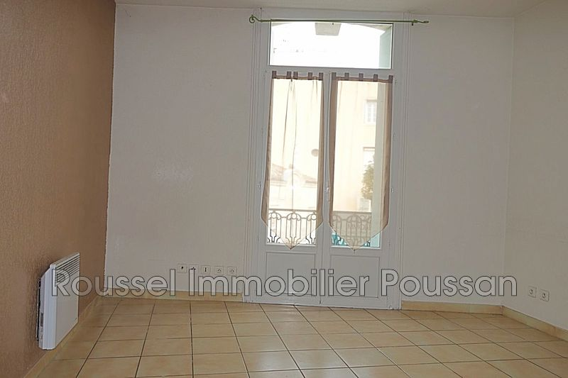 Photo n°2 - Location appartement Poussan 34560 - 440 €