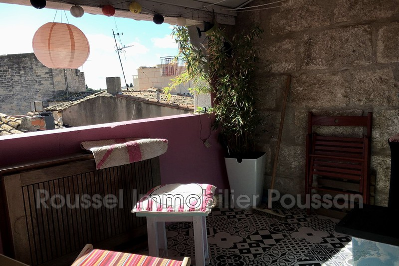 Photo n°1 - Vente appartement Poussan 34560 - 145 000 €