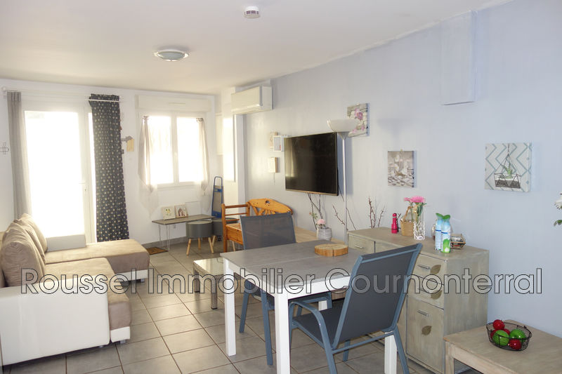 Photo n°1 - Vente appartement Cournonterral 34660 - 127 000 €