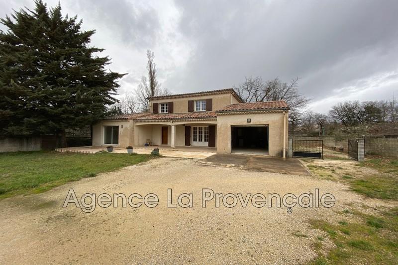 Photo Villa Les Tourrettes Communes au nord de montélimar,  Rentals villa  3 bedroom   110m²
