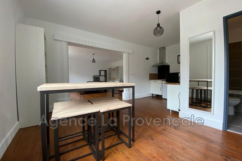 Photo Apartment Montélimar Montélimar,  Rentals apartment  1 room   40m²