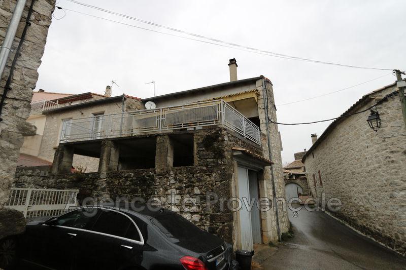 Photo Maison de village Lussas Ardèche,   achat maison de village  3 chambres   90m²