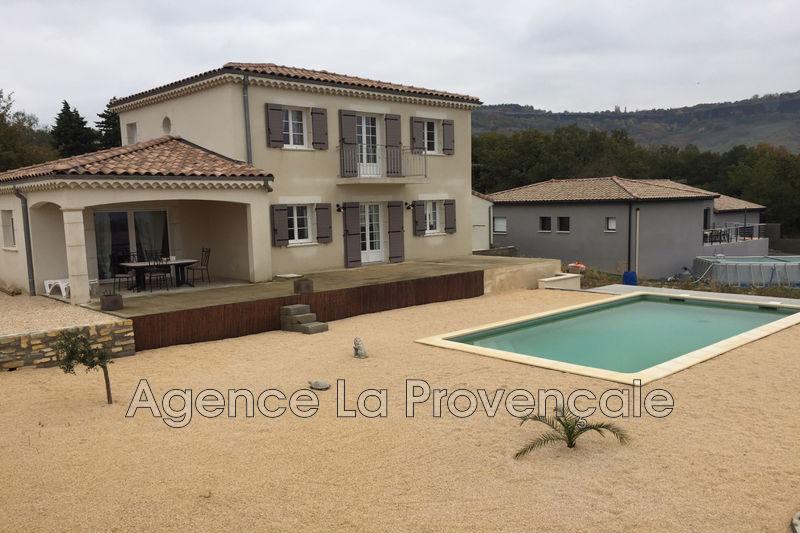 Photo Villa provençale Mirabel Communes à l'ouest de montélimar,   achat villa provençale  3 chambres   138m²