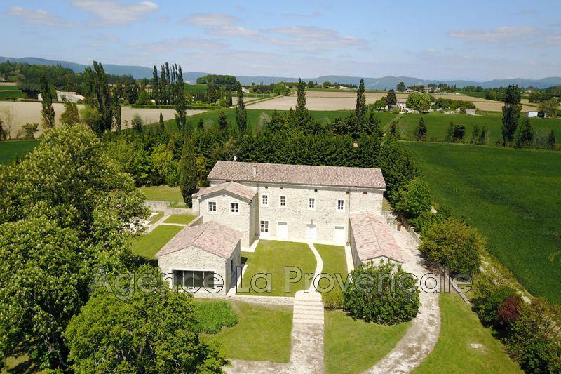 Photo Mas La Bâtie-Rolland Communes à l'est de montélimar,   to buy mas  9 bedroom   547m²