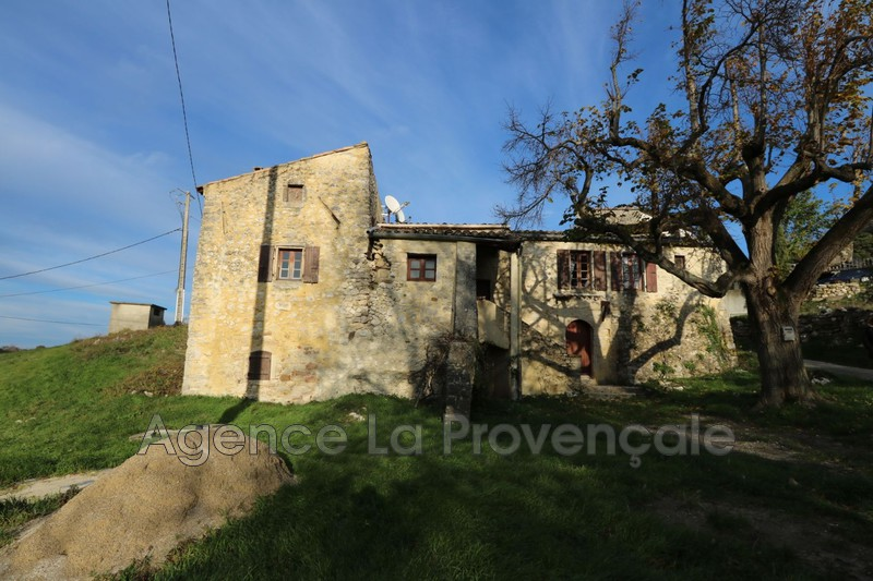 Photo House Montjoyer   to buy house  1 bedroom   95 m²