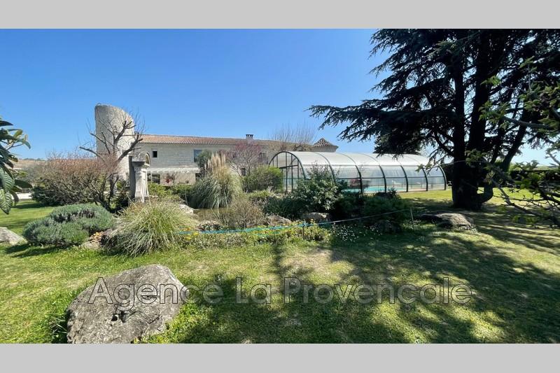 Photo Bastide Savasse Communes au nord de montélimar,   achat bastide  5 chambres   420m²