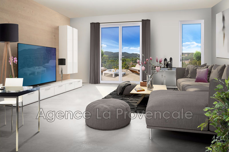 Photo n°1 - Vente appartement Bormes-les-Mimosas 83230 - 236 490 €