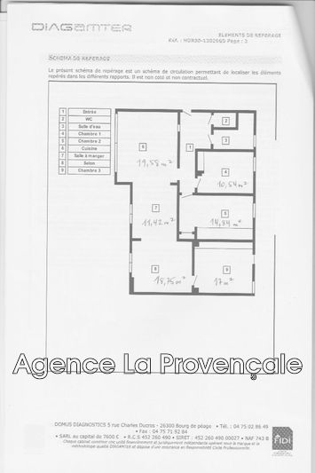 Photo n°5 - Vente appartement Valence 26000 - 120 000 €