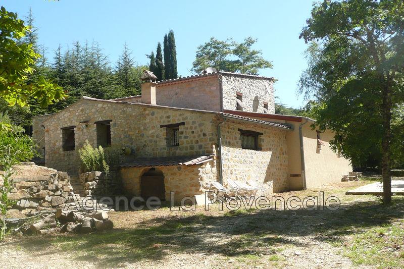 Photo Maison de caractère Valvignères Ardèche,   achat maison de caractère  5 chambres   180m²