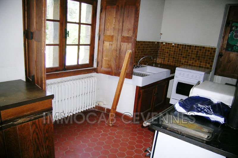 Photo n°7 - Vente Maison mas Saint-Jean-du-Gard 30270 - 232 000 €