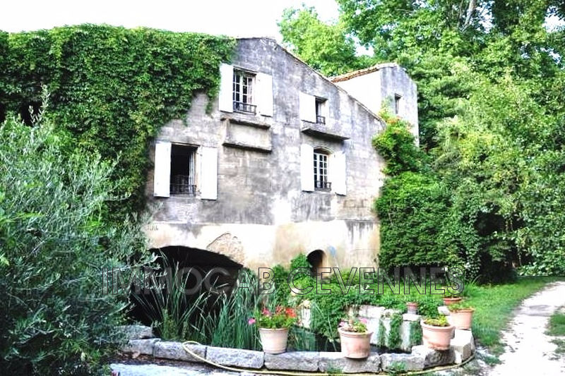 Photo Property Uzès Uzes,   to buy property  5 bedroom   230 m²