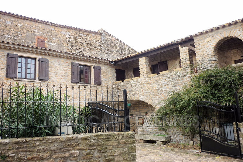 Photo Mas Alès Ales,   to buy mas  3 bedroom   165m²