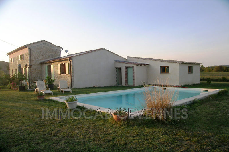 Photo n°1 - Vente Maison mas Alès 30100 - 364 000 €