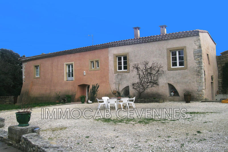 Photo n°2 - Vente Maison mas Alès 30100 - 470 000 €