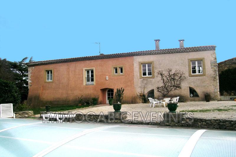 Photo n°1 - Vente Maison mas Alès 30100 - 470 000 €