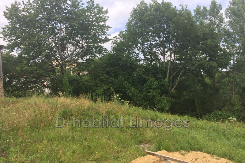 Photo Terrain à bâtir Saint-Priest-Taurion Le palais st priest,   achat terrain à bâtir   1200m²