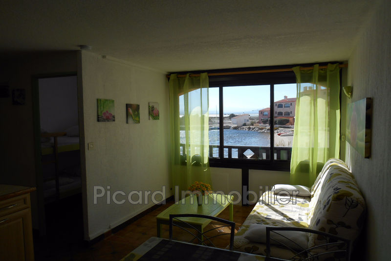 Photo n°4 - Vente appartement Le Barcarès 66420 - 98 000 €