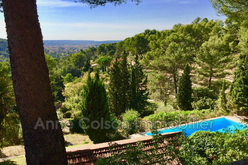 Photo House Aix-en-Provence Aix est,   to buy house  6 bedrooms   280 m²