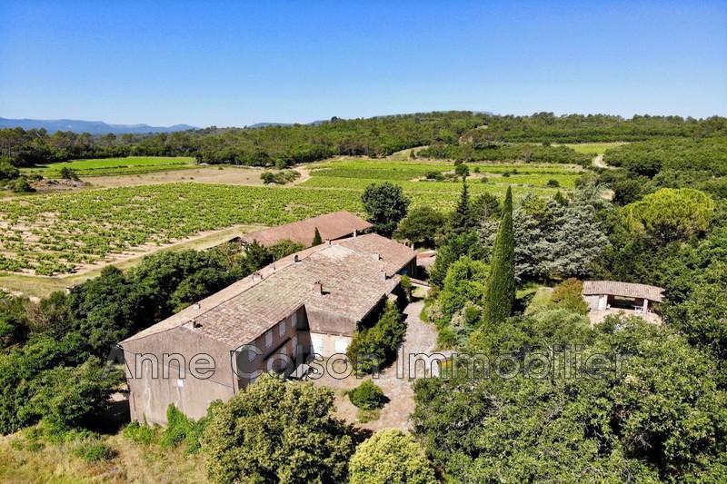 Photo Domaine viticole Saint-Maximin-la-Sainte-Baume Aix est,   achat domaine viticole  14 chambres   500m²