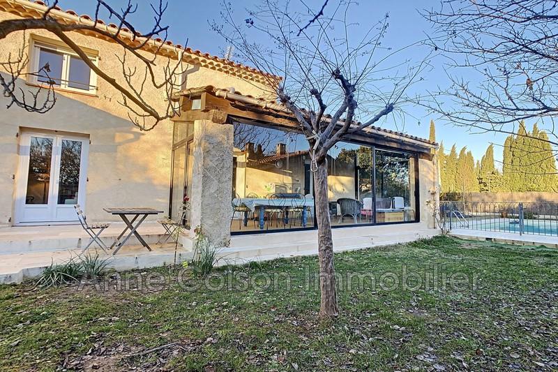 Photo Maison Aix-en-Provence   achat maison  4 chambres   140m²