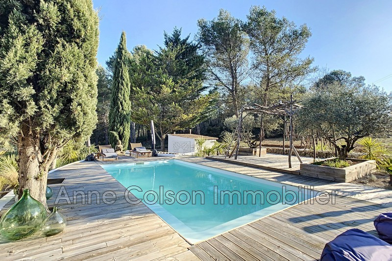 Photo House Aix-en-Provence   to buy house  3 bedrooms   140m²