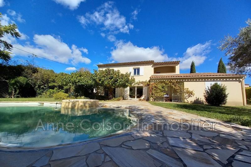 Photo Maison Aix-en-Provence   achat maison  5 chambres   220m²