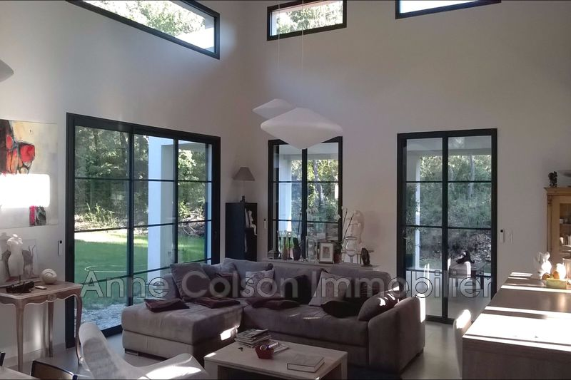 Photo Contemporary house Aix-en-Provence Aix nord,   to buy contemporary house  3 bedrooms   230 m²