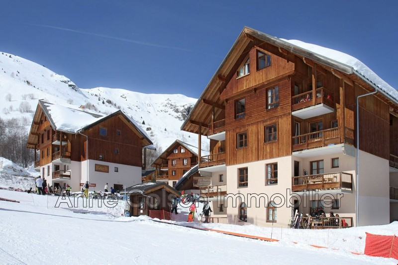 Photo Appartement Saint Sorlin d'Arves Village,   achat appartement  3 pièces   33m²