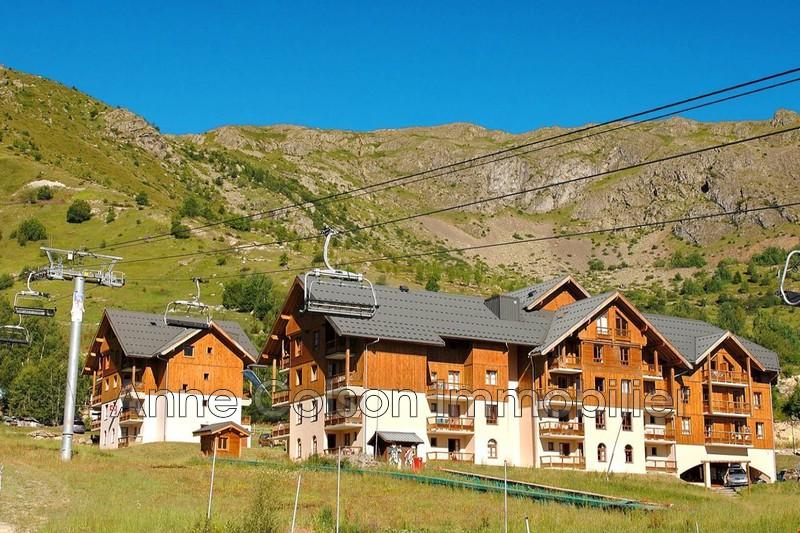 Photo n°2 - Vente appartement Saint Sorlin d'Arves 73530 - 135 000 €